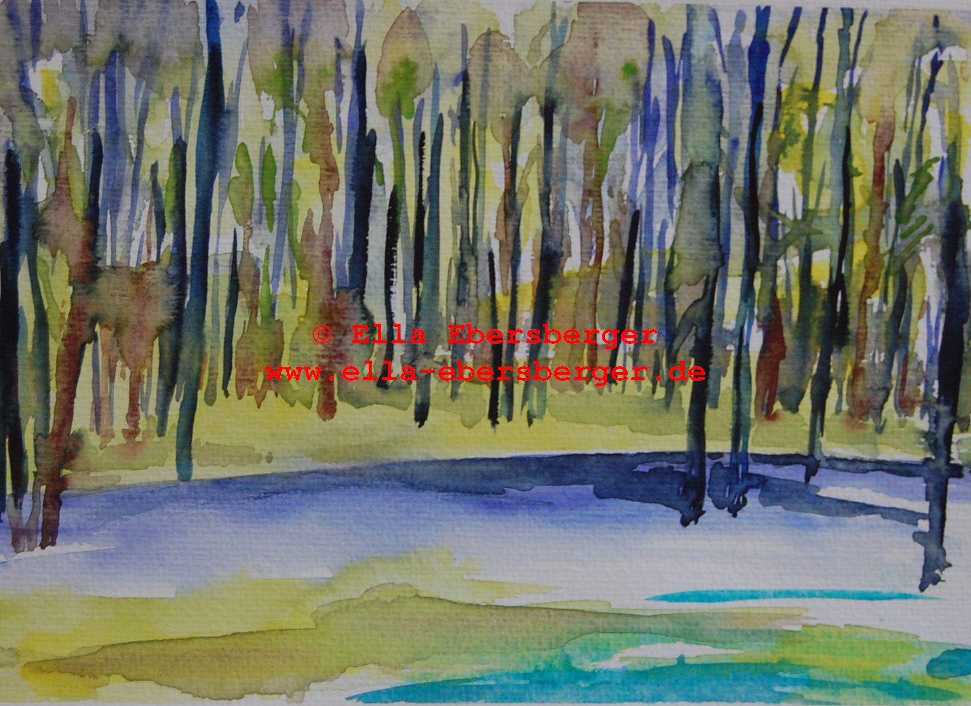 11. Waldlichtung