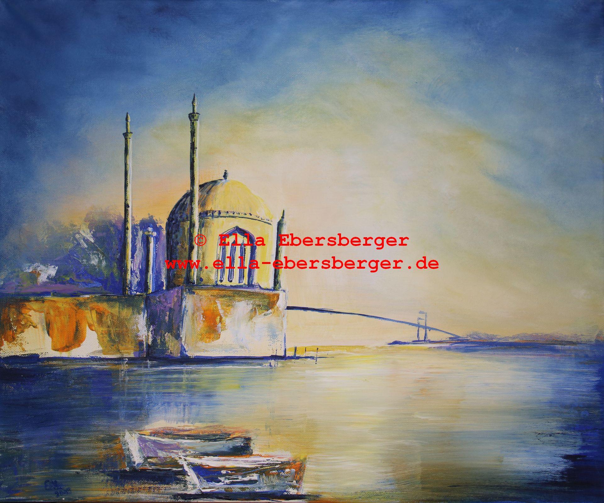 Morgenlicht Über Istanbul