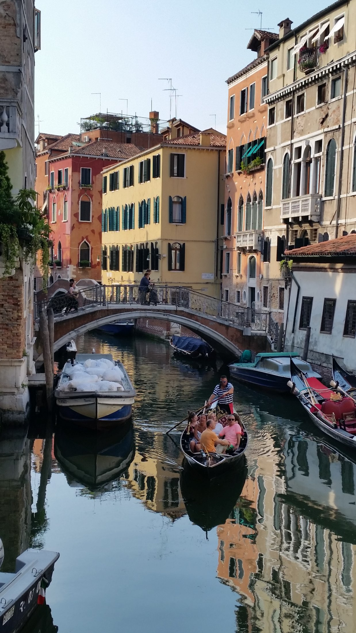 Brücken Von Venedig