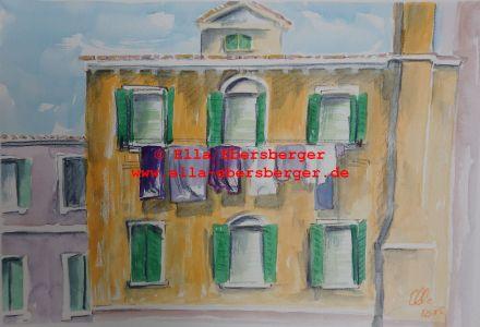 4. Wäsche Trocknen In Venedig