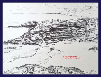 Cascais Felsenküste