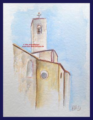 Kirche  San Gimignano